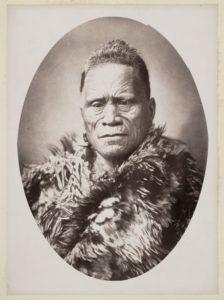 le Chef Guerrier Maori